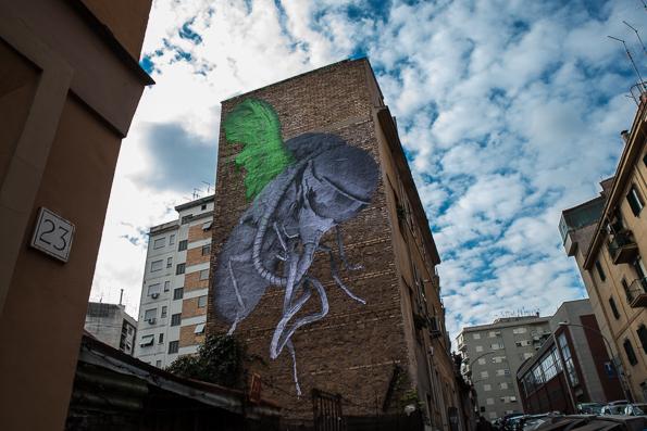 Ludo a Torpignattara - foto Alberto Blasetti
