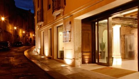 Esterno Hotel Palladio, Vicenza