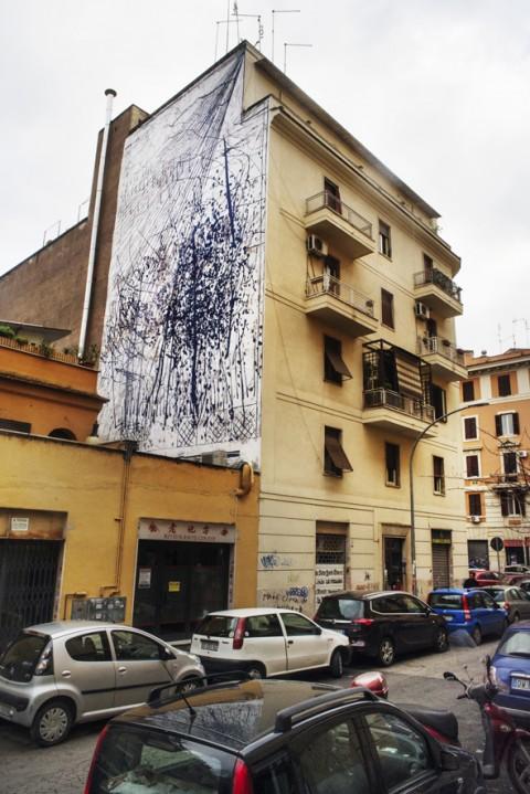 Sten Lex a Torpignattara - foto Giorgio Coencagli