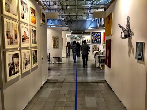 Affordable Art Fair Milano 2015