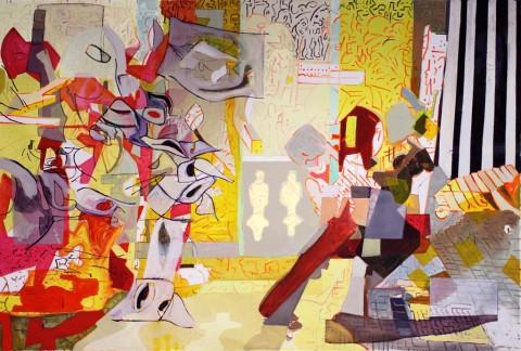 Alejandro Ospina, Greba Orokorra, 2012. Courtesy Saatchi Gallery