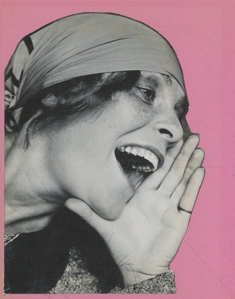 Alexander Rodchenko, Lilia Brik. Portrait for the poster Knigi, 1924 - Collection of Moscow House of Photography Museum - © A. Rodchenko – V. Stepanova Archive