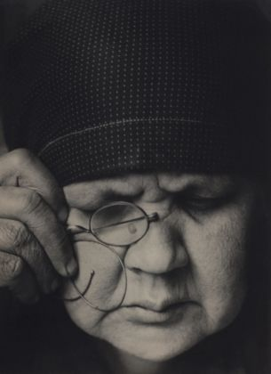Alexander Rodchenko, Portrait of Mother, 1924 - Collection of Moscow House of Photography Museum - © A. Rodchenko – V. Stepanova Archive