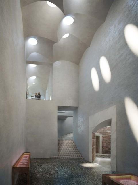 Bosshard Vaquer Architekten, Villa Maraini, Roma