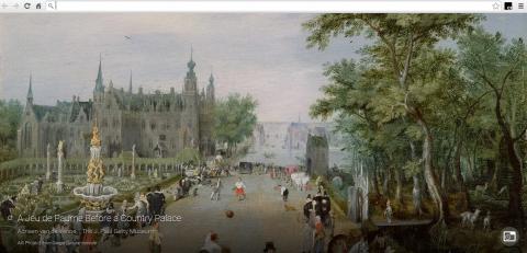 I dipinti di Google Art Project su Chrome