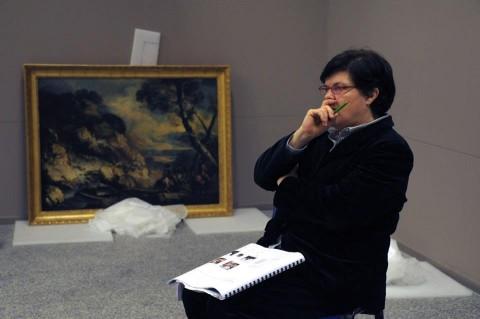 Cristina Rodeschini, responsabile Accademia Carrara - GAMeC, Bergamo