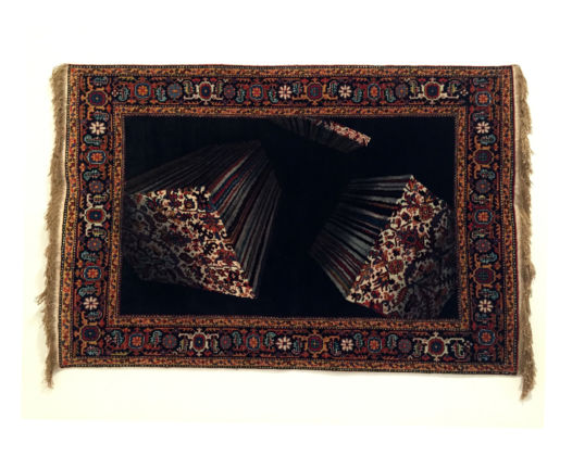 Faig Ahmed, Solids in the frame, 2014