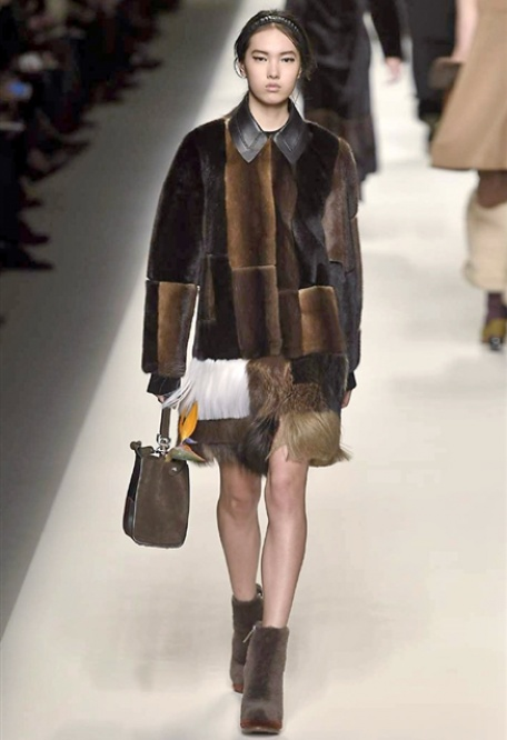 Fendi - Milano fashion Week 2015
