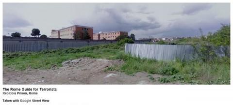 Francesco Amorosino, The Rome Guide for Terrorists - Rebibbia Prison
