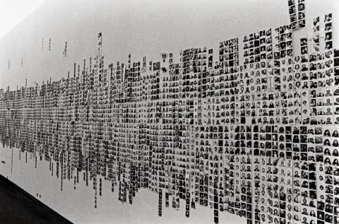 Franco Vaccari, Esposizione in tempo reale N° 4, 1972