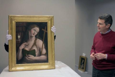 Giovanni Valagussa, conservatore Pinacoteca Carrara di Bergamo