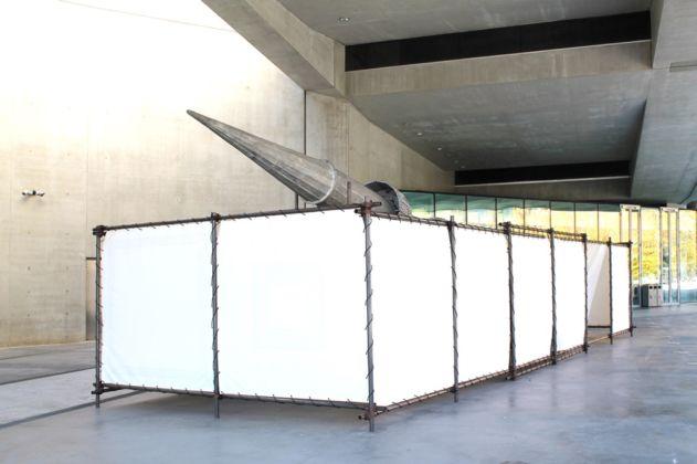 Huang Yong Ping, Construction Site, 2007 - photo Cecilia Fiorenza - courtesy dell'artista e Galerie Kamel Mennour
