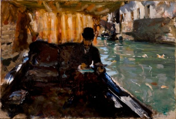 John Singer Sargent, Ramón Subercaseaux, 1880 ca. - © The Dixon Gallery and Gardens, Memphis, Tennessee