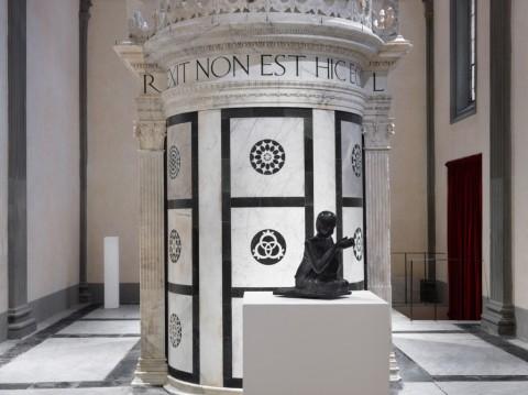 Massimo Bartolini - veduta della mostra presso il Museo Marino Marini, Firenze 2015 - Courtesy Massimo De Carlo, Milano-Londra - photo Dario Lasagni