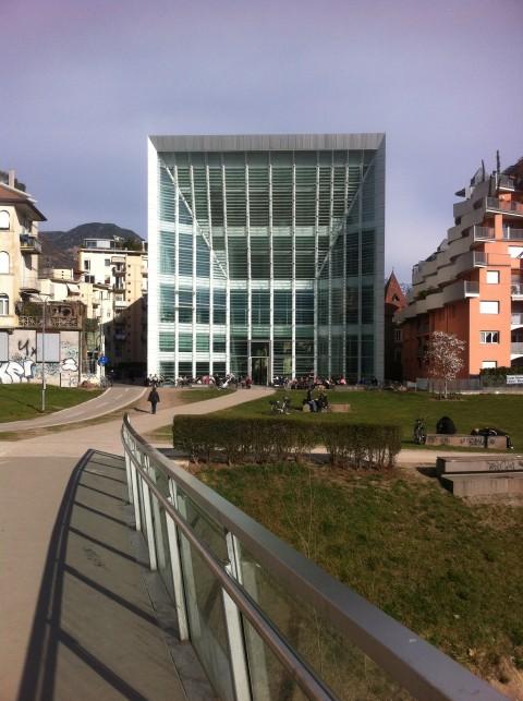 Museion Bolzano (Foto Lorenzo Balbi)