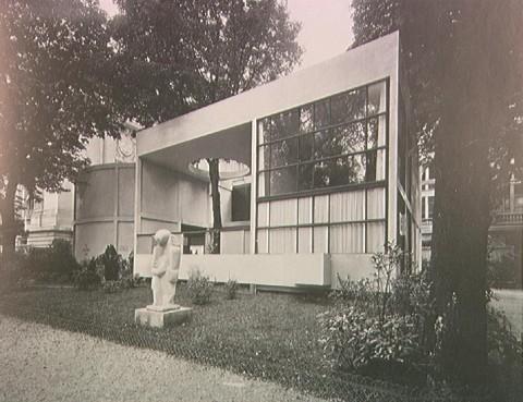 Parigi 1925 - Esprit nouveau