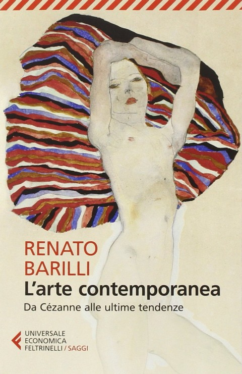 Renato Barilli cover