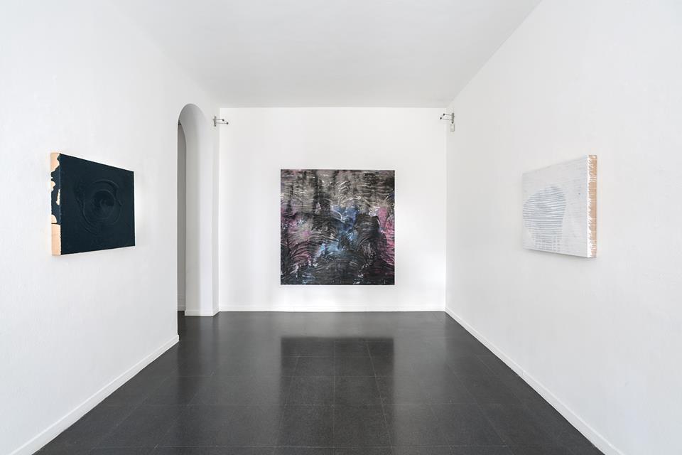 Roberto Coda Zabetta – Film# 00-56 - veduta della mostra presso la Fondazione Mudima, Milano 2015