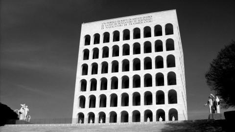 Roma 1942 - Palazzo della Civiltà Italiana