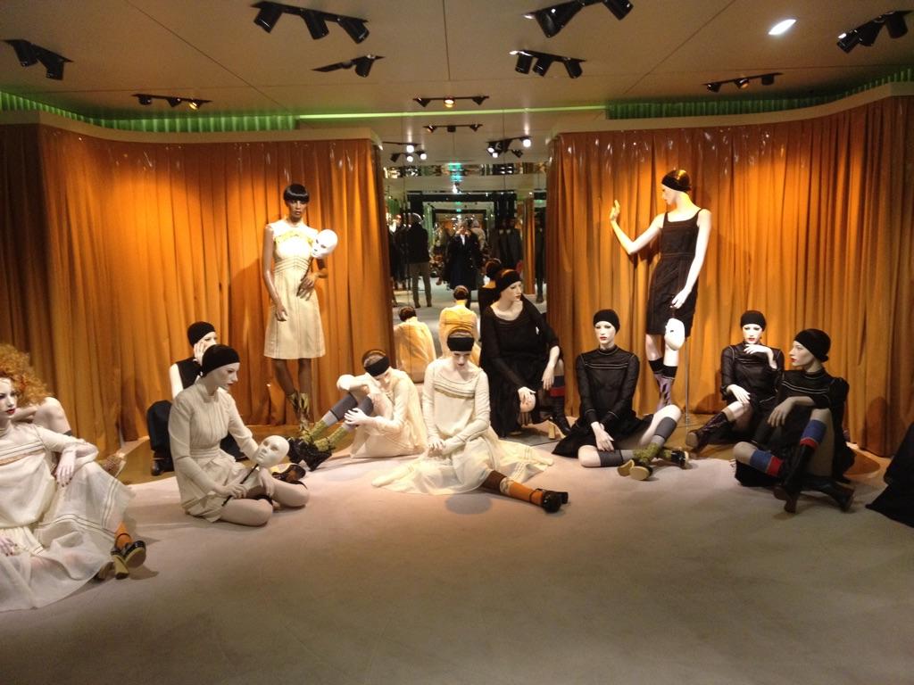 Settimana della Moda di Parigi - Prada
