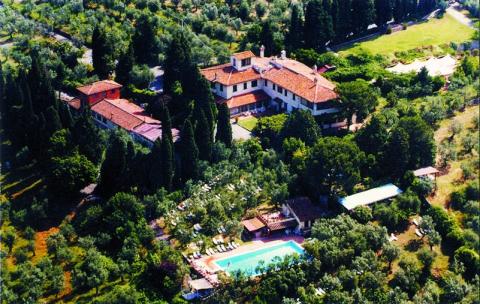 Villa Le Rondini, Firenze