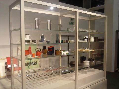 Arts & Foods. Rituali dal 1851 - veduta della mostra presso la Triennale, Milano 2015