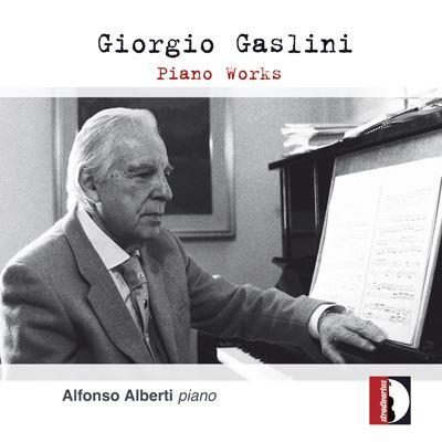 Gaslini, Piano Works - Alfonso Alberti
