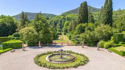 Giardino di Valsanzibio - Piazzale delle Rivelazioni