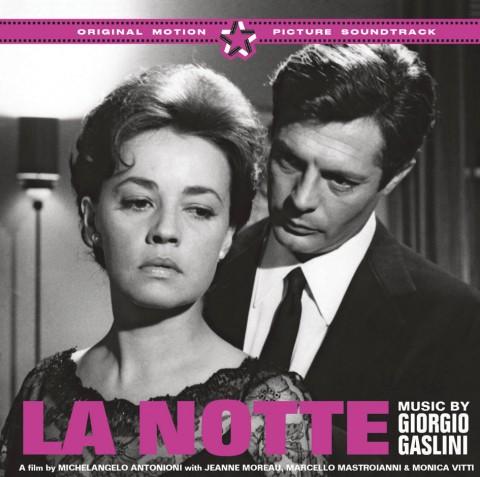 Giorgio Gaslini Quartet, La Notte
