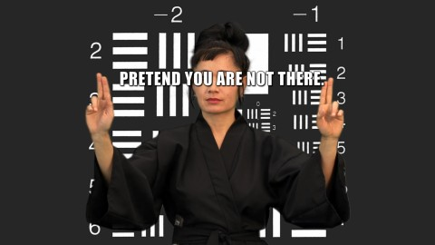 Hito Steyerl, How Not To Be Seen. A Fucking Didactic Educational.MOV File, 2013, Video still Courtesy Hito Steyerl