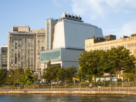 Il Whitney Museum di Renzo Piano