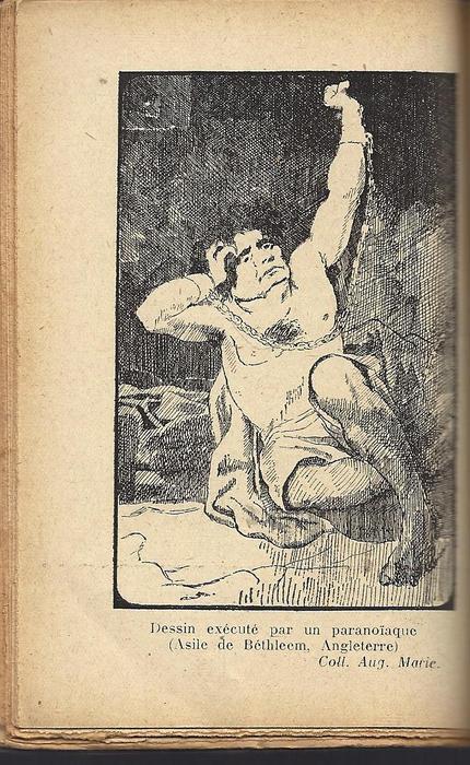 Jean Vinchon, L'art et la folie, 1924
