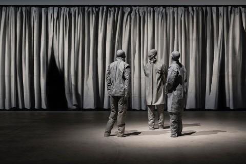 Juan Muñoz, The Nature of Visual Illusion, 1994-97 - Courtesy Fondazione HangarBicocca, Milan; The Estate of Juan Muñoz, Madrid; MACBA Collection - photo Attilio Maranzano