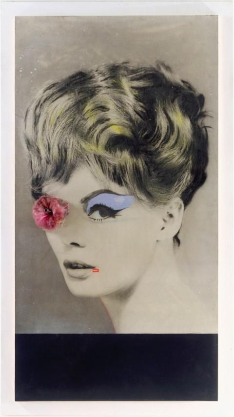 Martial Raysse, La Belle Mauve, 1962 - Musée des Beaux-Arts, Nantes - photo © RMN-Grand Palais, Gérard Blot