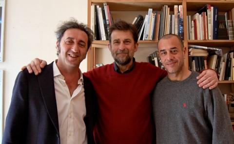 Matteo Garrone, Nanni Moretti e Paolo Sorrentino, insieme a Cannes per il cinema italiano