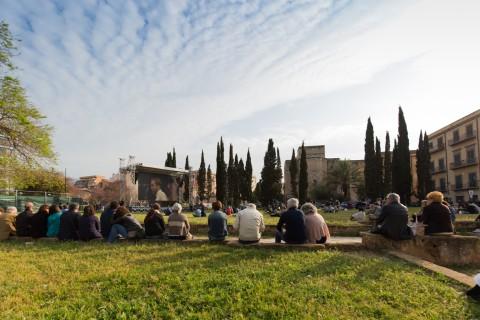 Palermo, La Cavalleria Rusticana a Piazza Magione - foto® Rosellina Garbo
