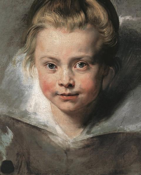 Pieter Paul Rubens, Clara Serena Rubens, 1618 - Vienna, Liechtenstein
