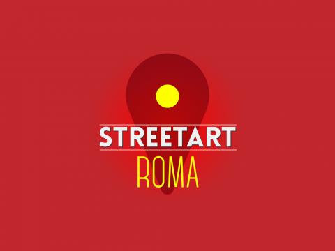 Street Art Map Roma