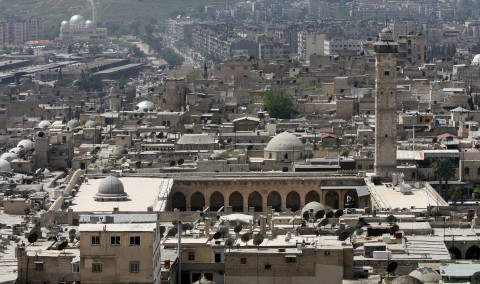 Aleppo prima della guerra civile