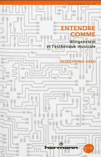 Alessandro Arbo, Entendre comme