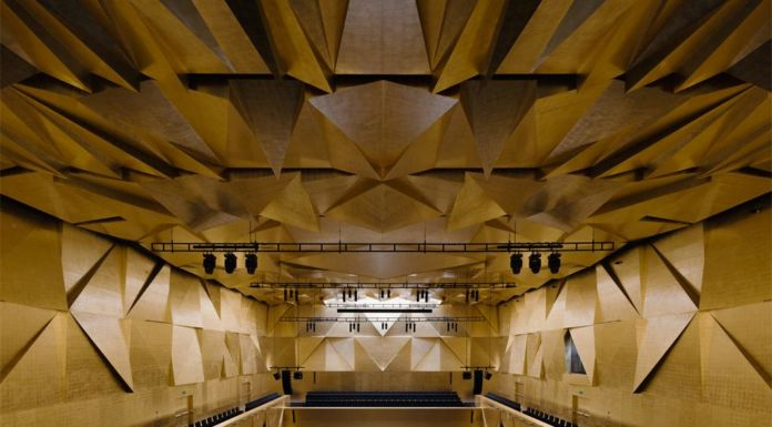 Barozzi/Veiga, Philarmonic Hall, Szczecin - photo © Simon Menges
