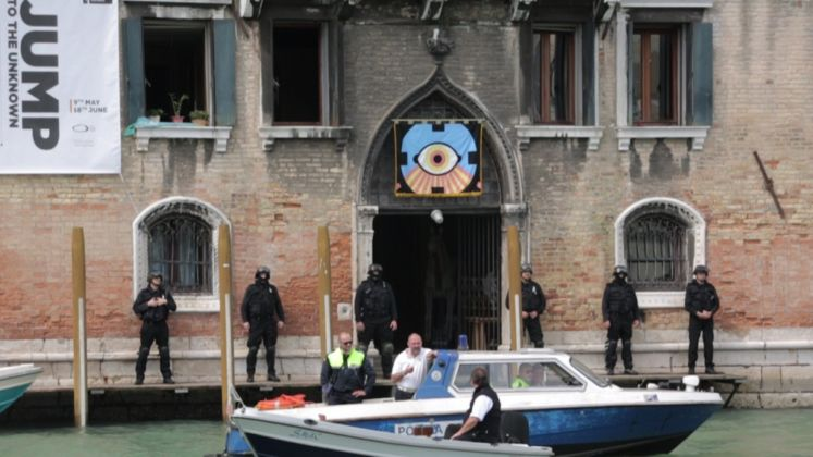 Biennale di Venezia 2015 - Jump into the Unknown