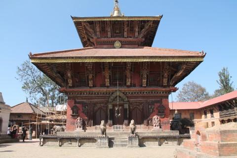 Changu Narayan (Bhaktapur) - prima