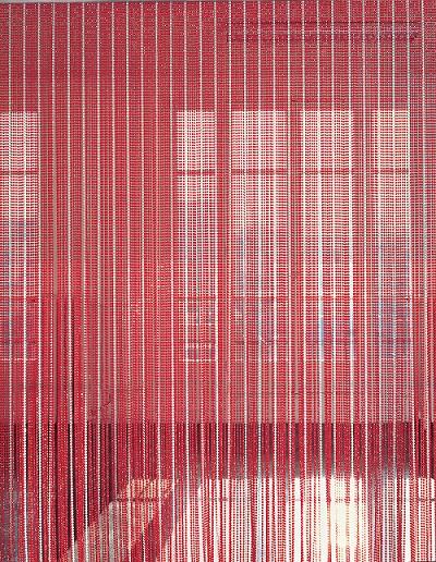 Felix Gonzalez-Torres, Untitled (Blood), 1992 - Courtesy Andrea Rosen Gallery, New York - © The Felix Gonzalez-Torres Foundation - photo Peter Muscato