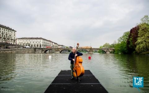 Furio Di Castri, Music on the River - photo Luigi Ceccon