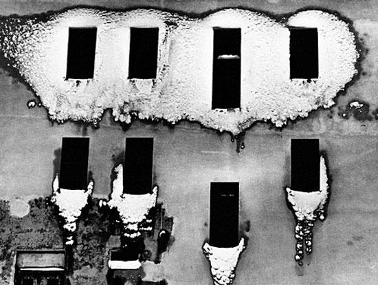 Mario Giacomelli, A Silvia, 1987-88