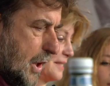 Nanni Moretti al Festival di Cannes