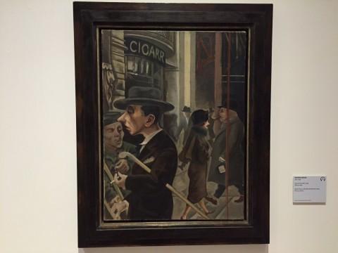 Nuova oggettività, Museo Correr