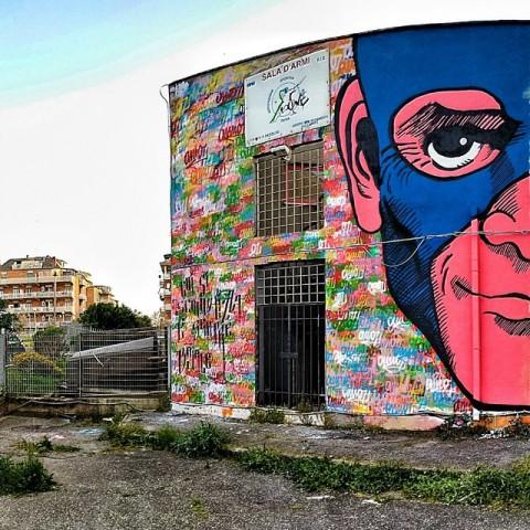 Pasolini by Mr. Klevra e Omino71