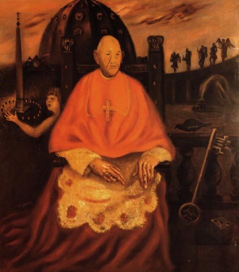 Scipione, Il cardinale decano, 1930